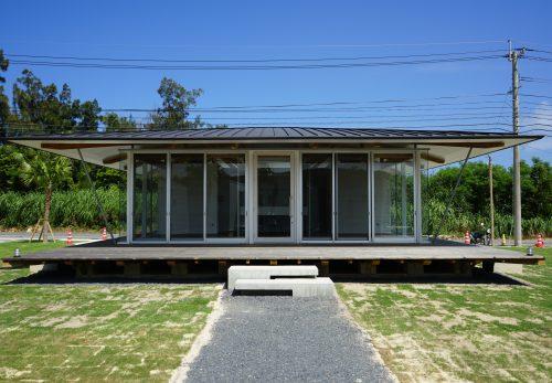 和野メイン棟が竣工しました。